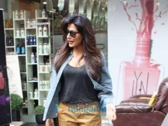 Chitrangda Singh spotted at Juice in Bandra