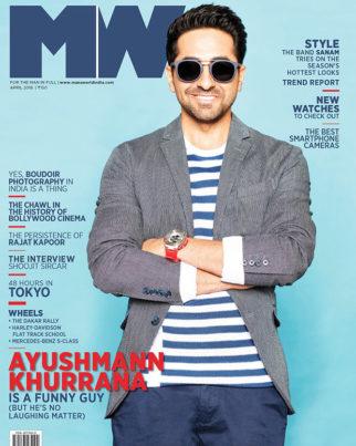 Cover Boy – Ayushmann Khurrana