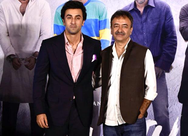 Did Rajkumar Hirani just hint at Ranbir Kapoor taking over the MUNNABHAI series?