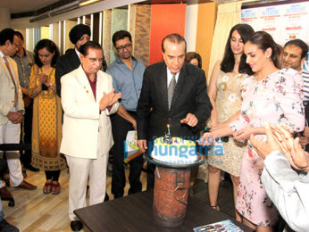 Esha Deol unveils the special issue of Society Interiors