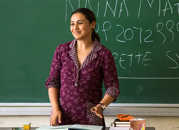 Rani Mukerji starrer Hichki to be screened at the Indian Film Festival of Melbourne