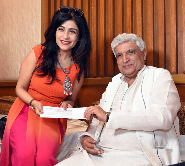 Javed Akhtar distributes Rs. 13 crores royalty to composers and authors