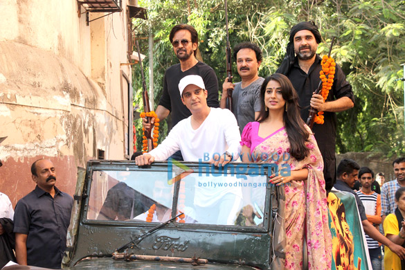 Jimmy Sheirgill, Kay Kay Menon and others grace the trailer launch of the film Famous