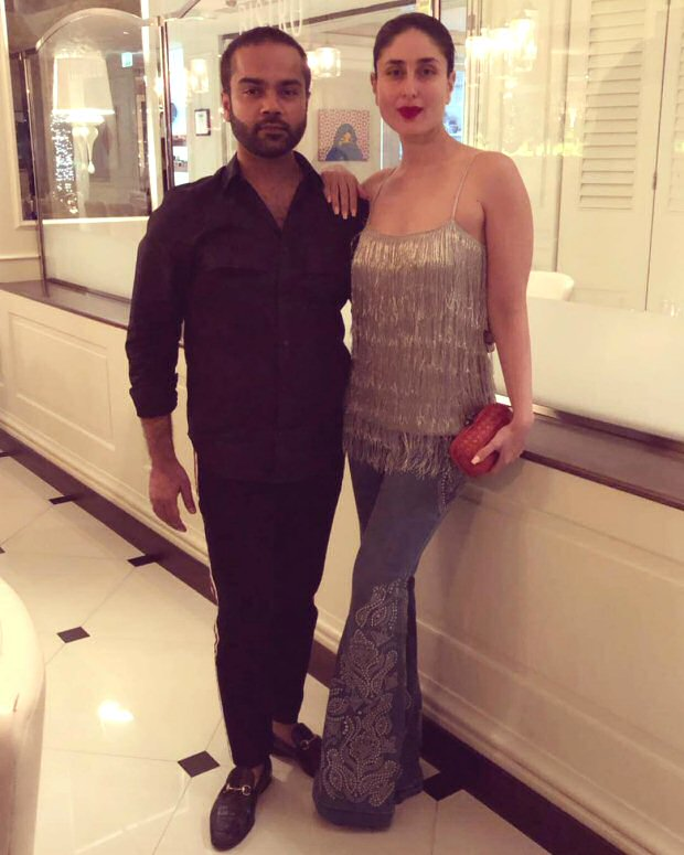 Kareena Kapoor Khan is his favourite muse confesses Pakistani designer Faraz Manan