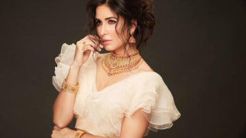 Katrina Kaif stuns in the first look of her new ad campaign for Kalyan jewellers