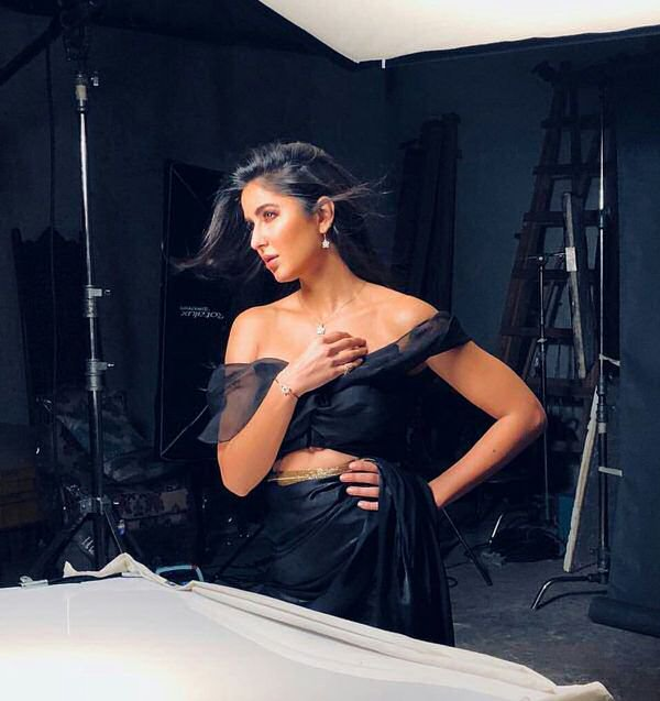 WOAH! Katrina Kaif stuns in the first look of her new ad campaign for Kalyan jewellers