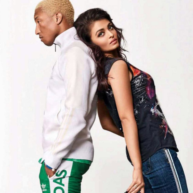 Lean On - Aishwarya Rai Bachchan and Pharrell Williams