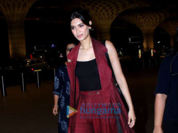 Malaika Arora, Shraddha Kapoor and Diana Penty snapped at the airport