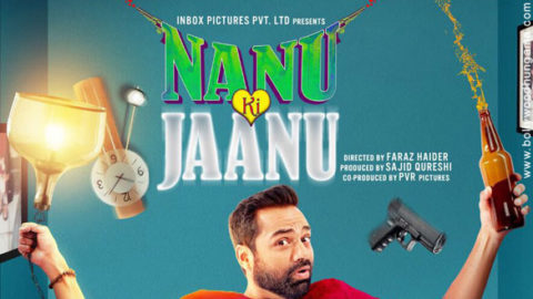 First Look Of The Movie Nanu Ki Jaanu