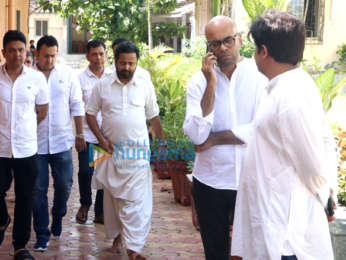 Nikhil Advani's mom funeral attended by celebs