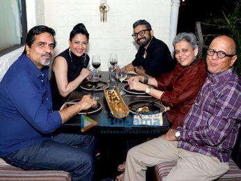 Nisha Jamvwal, Vicky Kher and Shaad Randhawa host a bash to celebrate the success of Bayroute
