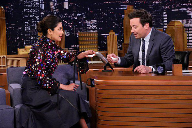 PHOTOS: Priyanka Chopra makes her fourth appearance on The Tonight Show starring Jimmy Fallon