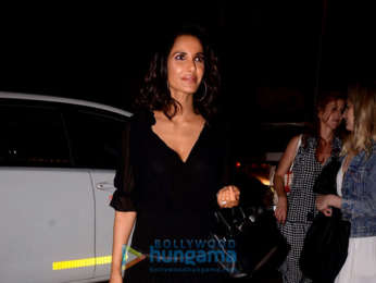 Padma Lakshmi snapped at The Clearing House