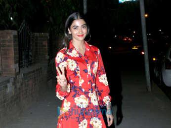 Pooja Hegde snapped in Juhu
