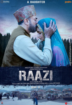 First Look Of The Movie Raazi