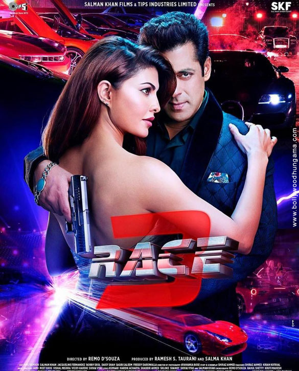 RACE 3 (2018) con SALMAN KHAN + Jukebox + Mashup + Sub. Español + Online Race-3-001
