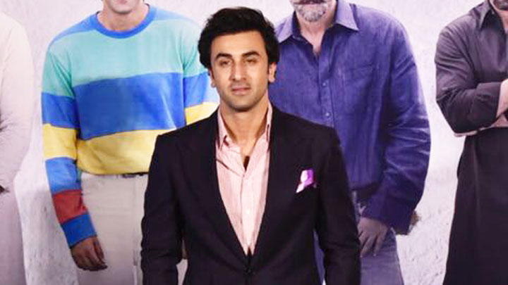 "Ranbir Kapoor ""I Consider Sanjay Dutt A Flawed Person But A Good Person"" Sanju Teaser Launch"