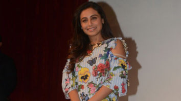 "Rani Mukerji: ""Aamir Khan Said That He Is In LOVE With Naina &…."" 