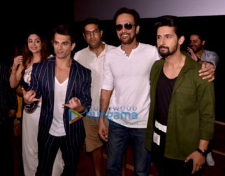 Ravi Dubey, Karan Singh Grover, Kunaal Roy Kapur and others at 3 Dev trailer launch