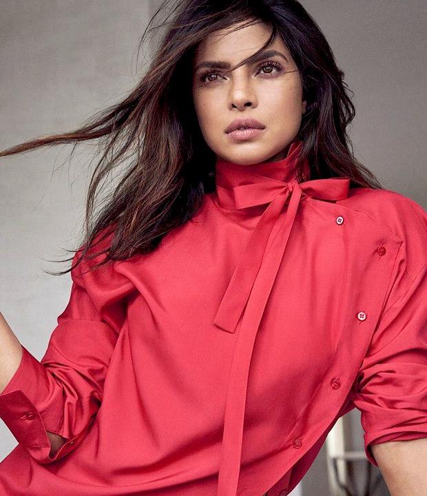Red Diaries - Priyanka Chopra