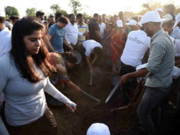 Sai Tamhankar to celebrate'Maharashtra Day by doing Shramdaan for Aamir Khan's Paani Foundation