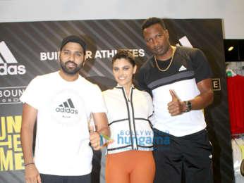 Saiyami Kher graces the launch of Adidas Alphabounce Beyond