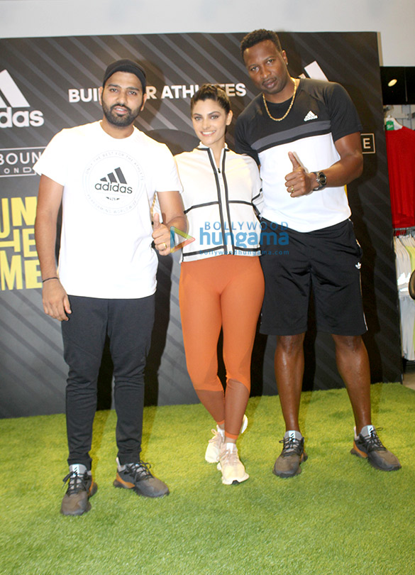 dce1bf8707b61 Saiyami Kher graces the launch of Adidas Alphabounce Beyond