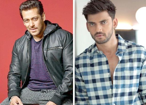 Salman Khan to launch Zaheer Iqbal in association with Mubarakan producers?