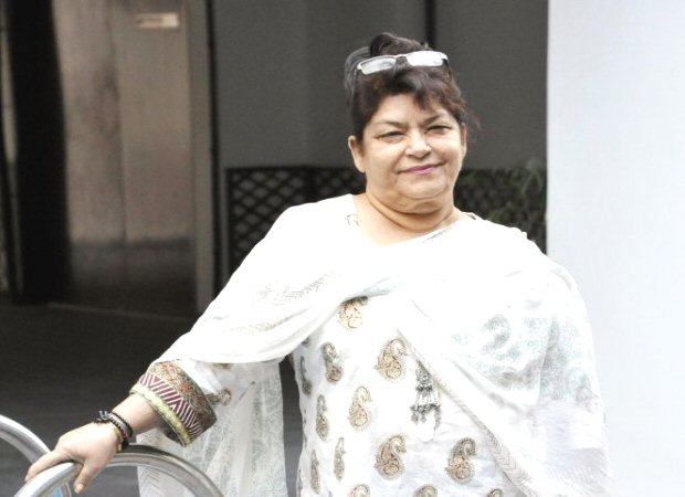 Saroj Khan's statement proves #MeToo will not happen in Bollywood, at least not in the near future