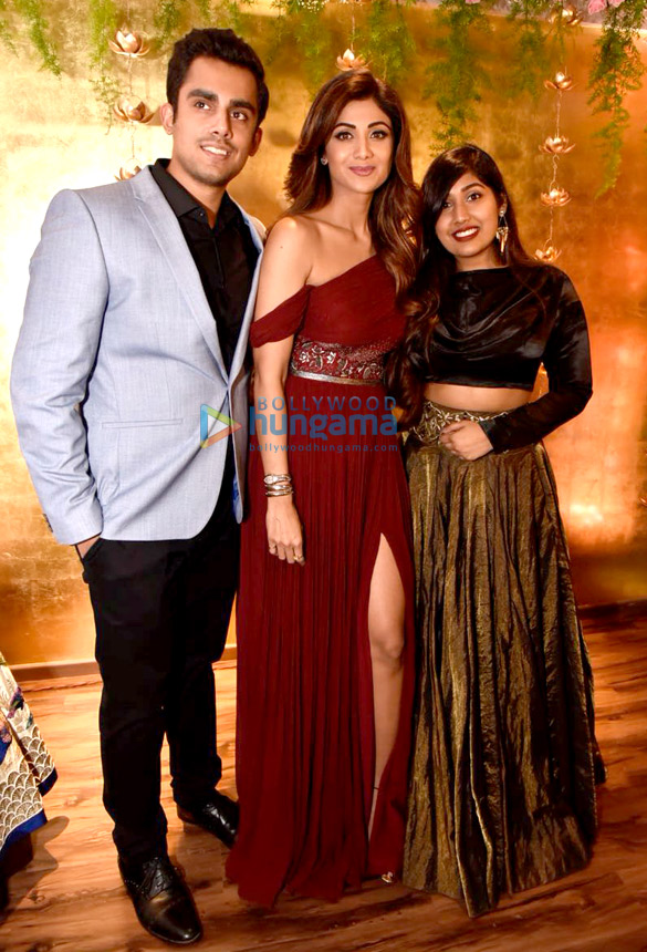 Shilpa Shetty graces the Aroka store launch