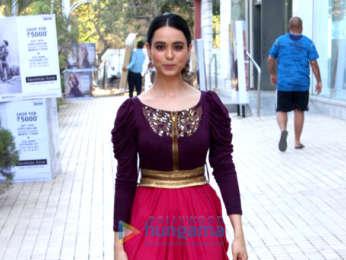 Soundarya Sharma spotted at PVR Juhu