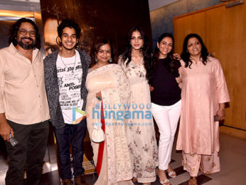 Special screening of 'Beyond the Clouds'