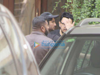 Sushant Singh Rajput spotted at Maddock Films' office