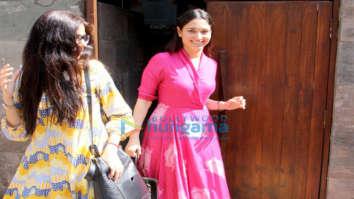Tamannaah Bhatia and Dino Morea spotted at Indigo Cafe