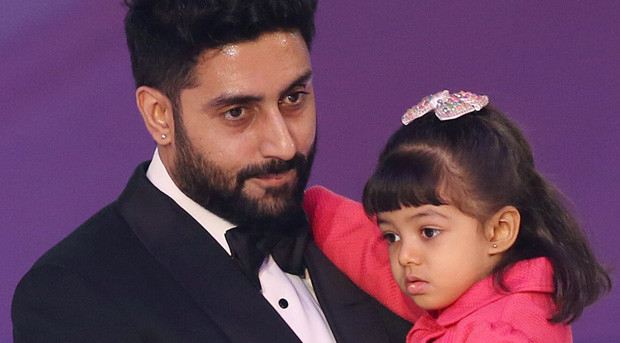 This HEART-WARMING message of Aaradhya for papa Abhishek Bachchan will light up your day