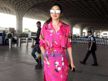 Tiger Shroff, Kiara Advani and others snapped at the airport