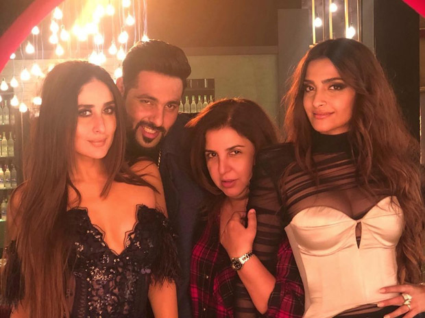 Veere Di Wedding: Kareena Kapoor Khan, Sonam Kapoor shot with HOT male models for Tareefan