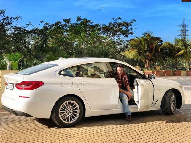 WOAH! Varun 'Choocha' Sharma just got himself a BMW Series 6 GT