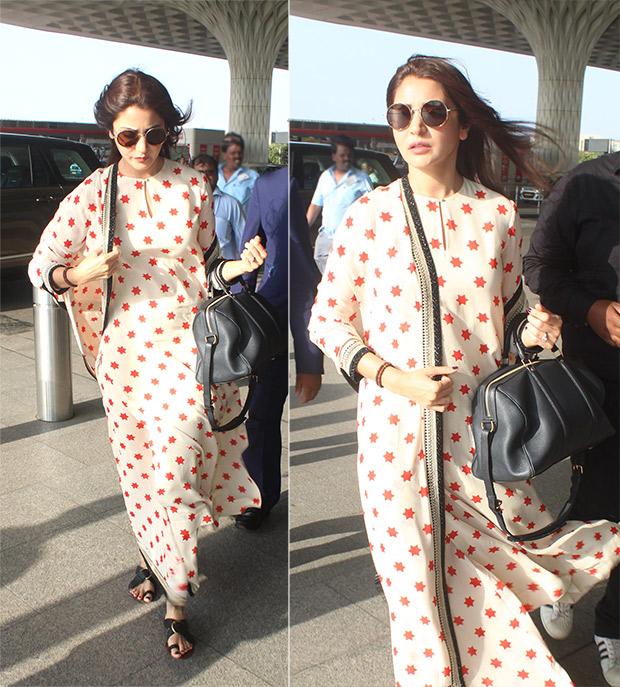 Weekly Airport Style - Anushka Sharma