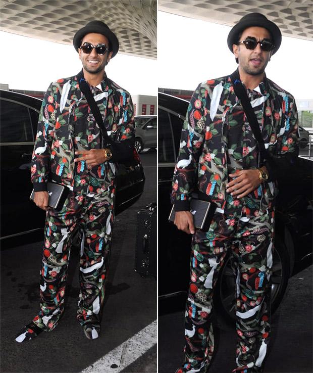 Weekly Airport Style - Ranveer Singh