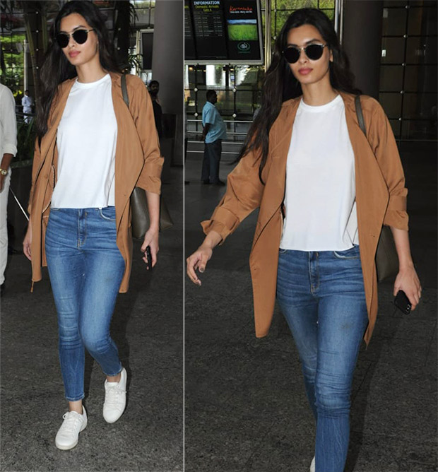 Weekly Celebrity Airport Style - Diana Penty