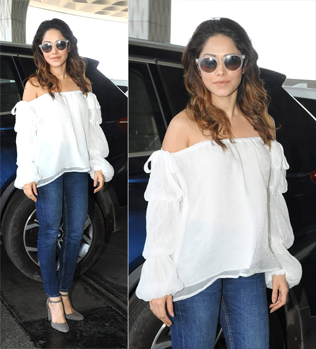 Weekly Celebrity Airport Style - Nushrat Bharucha