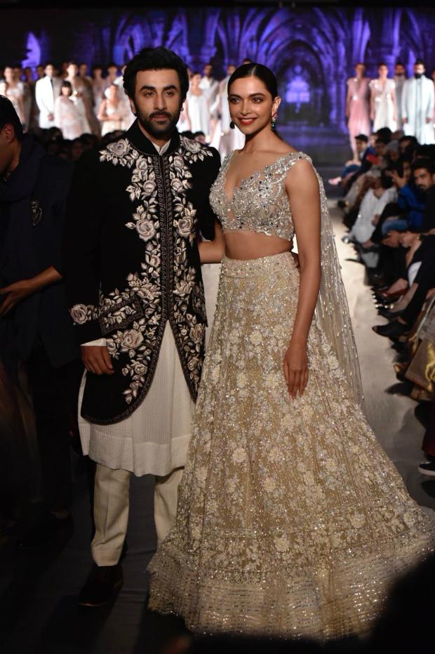 TAMASHA GALORE as Deepika Padukone and Ranbir Kapoor turn ...