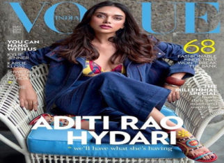 Aditi Rao Hydari for Vogue