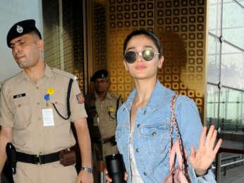Alia Bhatt, Lara Dutta others snapped at the airport