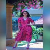 Alia Bhatt is prettiest in pink for Raazi promotions