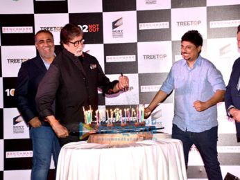 Amitabh Bachchan and Rishi Kapoor grace the success meet of '102 Not Out'