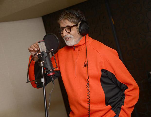 Amitabh Bachchan on singing Waqt Ne Kiya Kya Haseen Situm