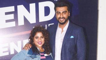 Arjun Kapoor Felicitates 'Bend the Gender Heroes' - with RJ Malishka