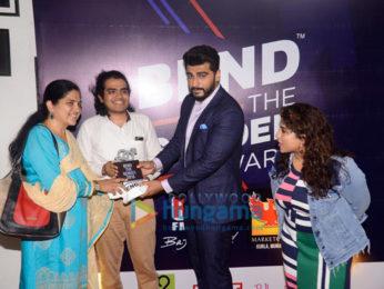Arjun Kapoor graces the Bend the Gender event at Phoenix Market City in Kurla